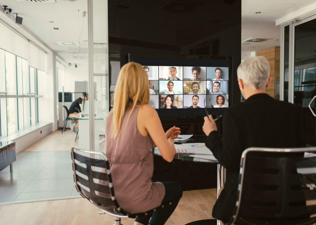 Video vergaderruimtes